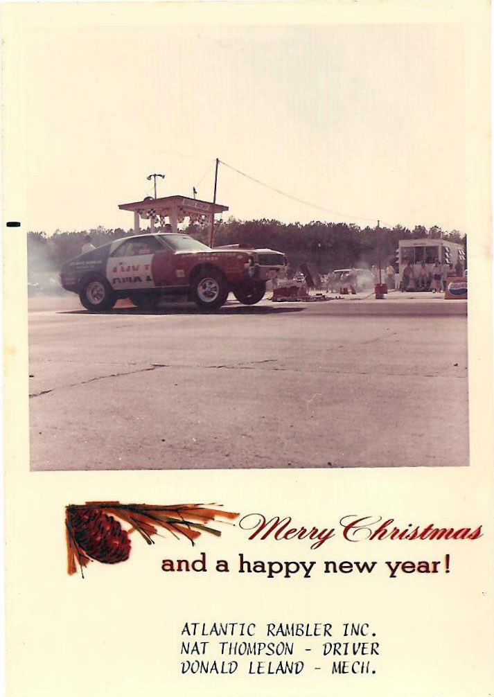 Atlantic Rambler Inc. Christmas Card